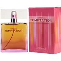 Temptation by Animale for Women 3.4oz Eau De Parfum Spray