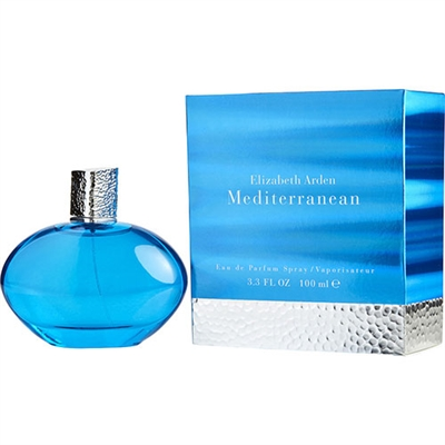 Mediterranean by Elizabeth Arden for Women 3.3oz Eau De Parfum Spray