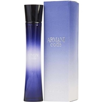 Armani Code by Giorgio Armani for Women 2.5 oz Eau De Parfum Spray