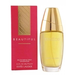 Beautiful by Estee Lauder for Women 2.5 oz Eau De Parfum Spray