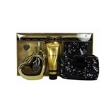 Bebe Gold by Bebe for Women 4 Piece Gift Set
