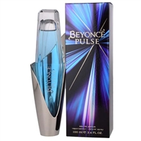 Beyonce Pulse by Beyonce for Women 3.4 oz Eau De Parfum Spray