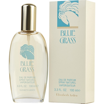 Blue Grass By Elizabeth Arden For Women 33 Oz Eau De Parfum Spray