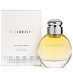 Burberry Classic by Burberry for Women 1.7 oz Eau De Parfum Spray