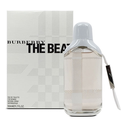 The Beat by Burberry for Women 1.7oz Eau De Toilette Spray