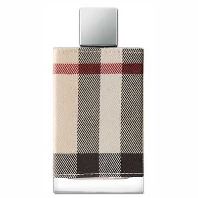 Burberry Fabric by Burberry for Women 3.4 oz Eau De Parfum Spray
