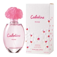 Cabotine Rose by Parfums Gres for Women 3.4 oz Eau De Toilette Spray