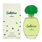 Cabotine by Parfums Gres for Women 3.4 oz Eau De Toilette Spray