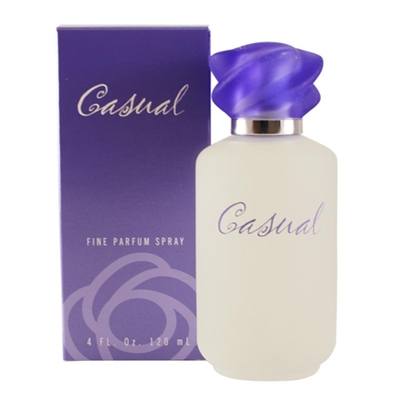 Casual by Paul Sebastian for Women 4.0 oz Fine Perfume Spray