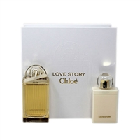 Love Story by Chloe for Women 2 Piece Set