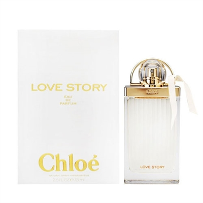 Love Story by Chloe for Women 2.5oz Eau De Parfum Spray