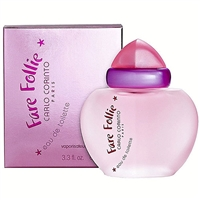 Fare Follie by Carlo Corinto for Women 3.3oz Eau De Toilette Spray