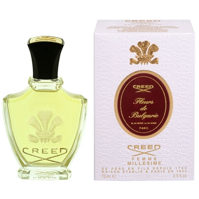 Fleurs De Bulgarie by Creed for Women 2.5oz Eau De Parfum Spray