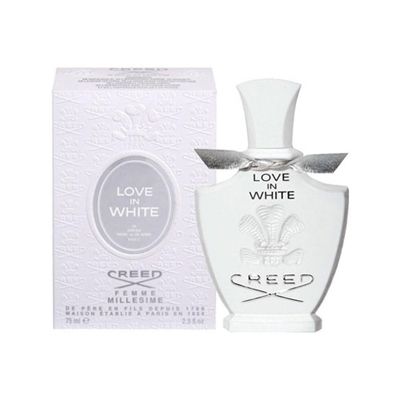 Love in White by Creed for Women 2.5oz Eau De Parfum Spray