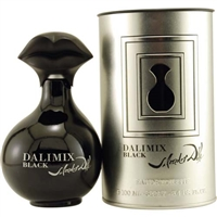 Dalimix Black by Salvador Dali for Women 3.4 oz Eau De Toilette Spray
