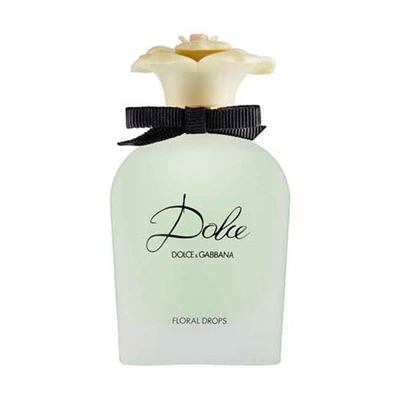 Dolce Floral Drops by Dolce & Gabbana for Women 2.5oz Eau De Toilette Spray