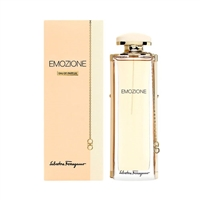 Emozione by Salvatore Ferragamo for Women 3.1oz Eau De Parfum Spray