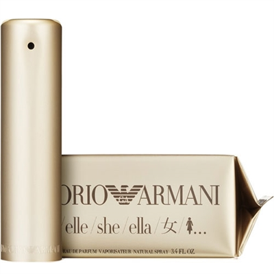 Emporio She by Giorgio Armani for Women 3.4 oz Eau De Parfum Spray