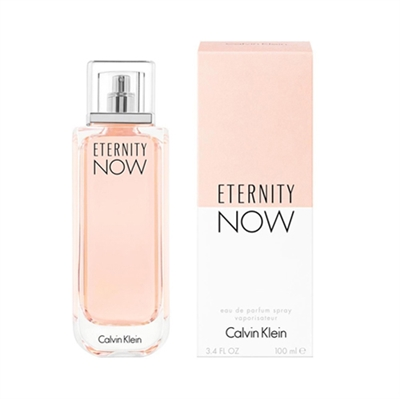 Eternity Now by Calvin Klein for Women 3.4oz Eau De Parfum Spray