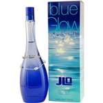 Blue Glow by Jennifer Lopez for Women 3.4 oz Eau De Toilette Spray