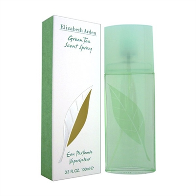 Green Tea by Elizabeth Arden for Women 3.3 oz Eau De Parfum Spray