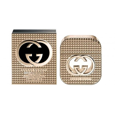 a235fe35ed0 Gucci Guilty Stud Limited Edition by Gucci for Women 1.6oz Eau De Toilette  Spray