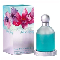 Halloween Blue Drop by Jesus Del Pozo for Women 3.4oz Eau De Toilette Spray