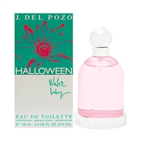 Halloween Water Lily by Jesus Del Pozo for Women 3.4oz Eau De Toilette Spray