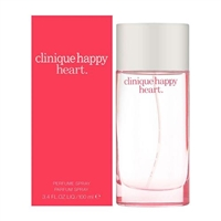 Happy Heart by Clinique for Women 3.4 oz Eau De Parfum Spray