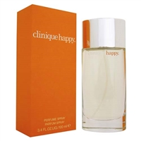 Happy by Clinique for Women 3.4 oz Eau De Parfum Spray