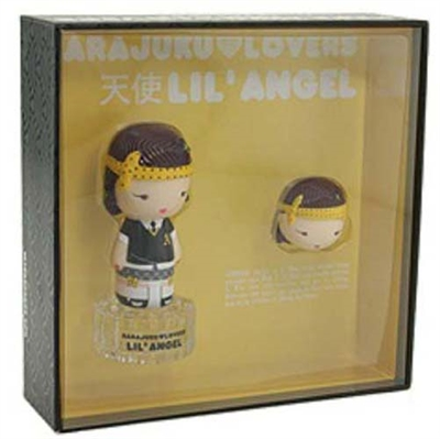 Harajuku Lovers Lil Angel by Gwen Stefani for Women 2 Piece Set Giftset