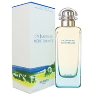 Un Jardin Mediterranee by Hermes for Women 3.3oz Eau De Toilette Spray
