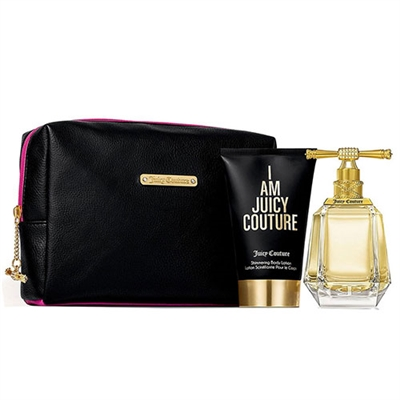 I Am Juicy Couture by Juicy Couture for Women 3 Piece Set