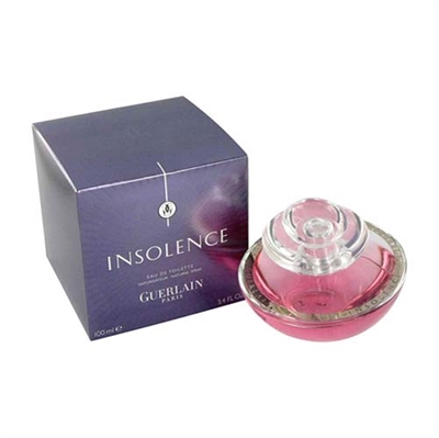 Insolence by Guerlain for Women 3.3oz Eau De Toilette Spray