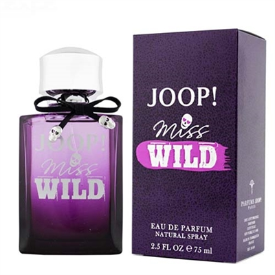 Joop Miss Wild by Joop for Women 2.5oz Eau De Parfum Spray