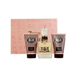 Juicy Couture by Juicy Couture for Women 3 Piece Gift Set