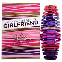 Girlfriend by Justin Bieber for Women 1.7oz Eau De Parfum Spray