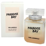 Paradise Bay by Karl Lagerfeld for Women 2.8oz Eau De Parfum Spray