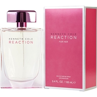 Reaction for Her by Kenneth Cole for Women 3.4oz Eau De Parfum Spray