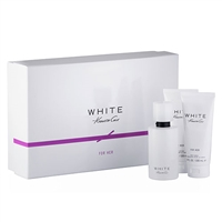 White by Kenneth Cole for Women 3 Piece Set