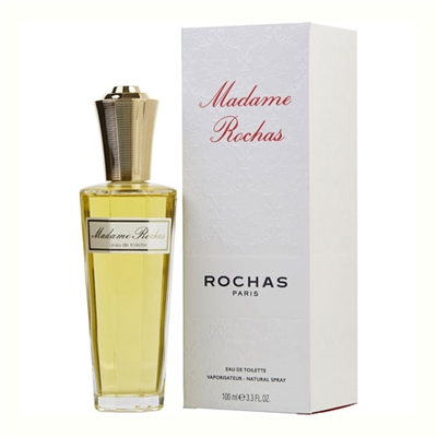 Madame Rochas by Rochas for Women 3.4 oz Eau De Toilette Spray