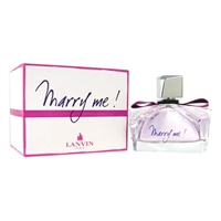 Marry Me by Lanvin for Women 2.5 oz Eau De Parfum Spray