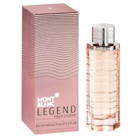 Legend Pour Femme by Mont Blanc for Women 2.5 oz Eau De Parfum Spray
