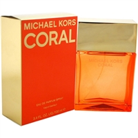 Coral by Michael Kors for Women 3.4oz Eau De Parfum Spray