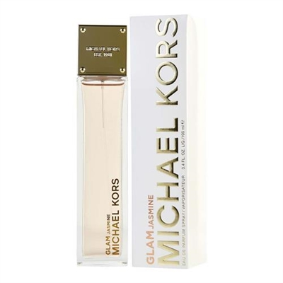 Glam Jasmine by Michael Kors for Women 3.4oz Eau De Parfum Spray