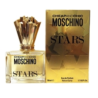 Cheap and Chic Stars by Moschino for Women 1.7oz Eau De Parfum Spray