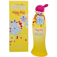 Hippy Fizz by Moschino for Women 3.4 oz Eau De Toilette Spray