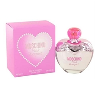 Pink Bouquet by Moschino for Women 3.4oz Eau De Toilette Spray