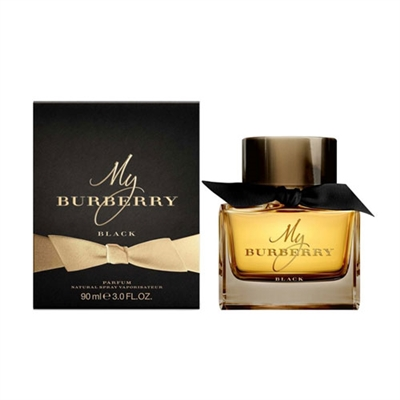 My Burberry Black by Burberry for Women 3.0oz Parfum Spray