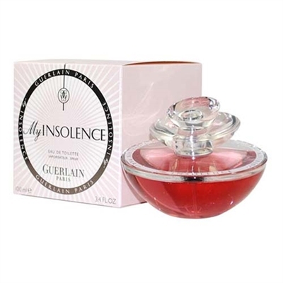 De Insolence 4 My Oz Women Eau By Guerlain For Toilette 3 Spray nNwv80Om